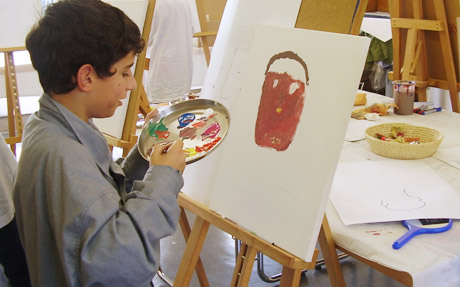 Kinder-Kunstwerkstatt St. Ingbert